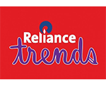reliance trends logo